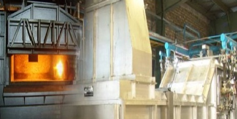 Steel Rolling Mill Plant in India