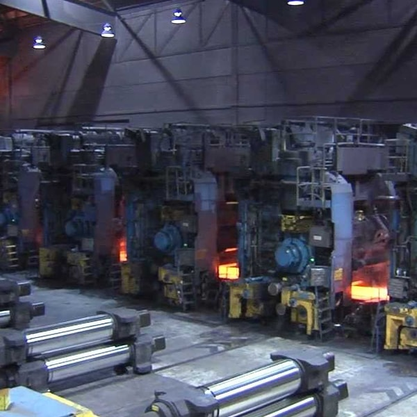 Steel Rolling Plant Parts in West Bengal
