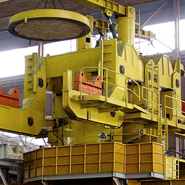 Continuous casting machine (CCM) in Gujarat
